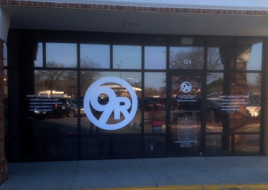 9R Windo Graphics - Chesapeake, VA
