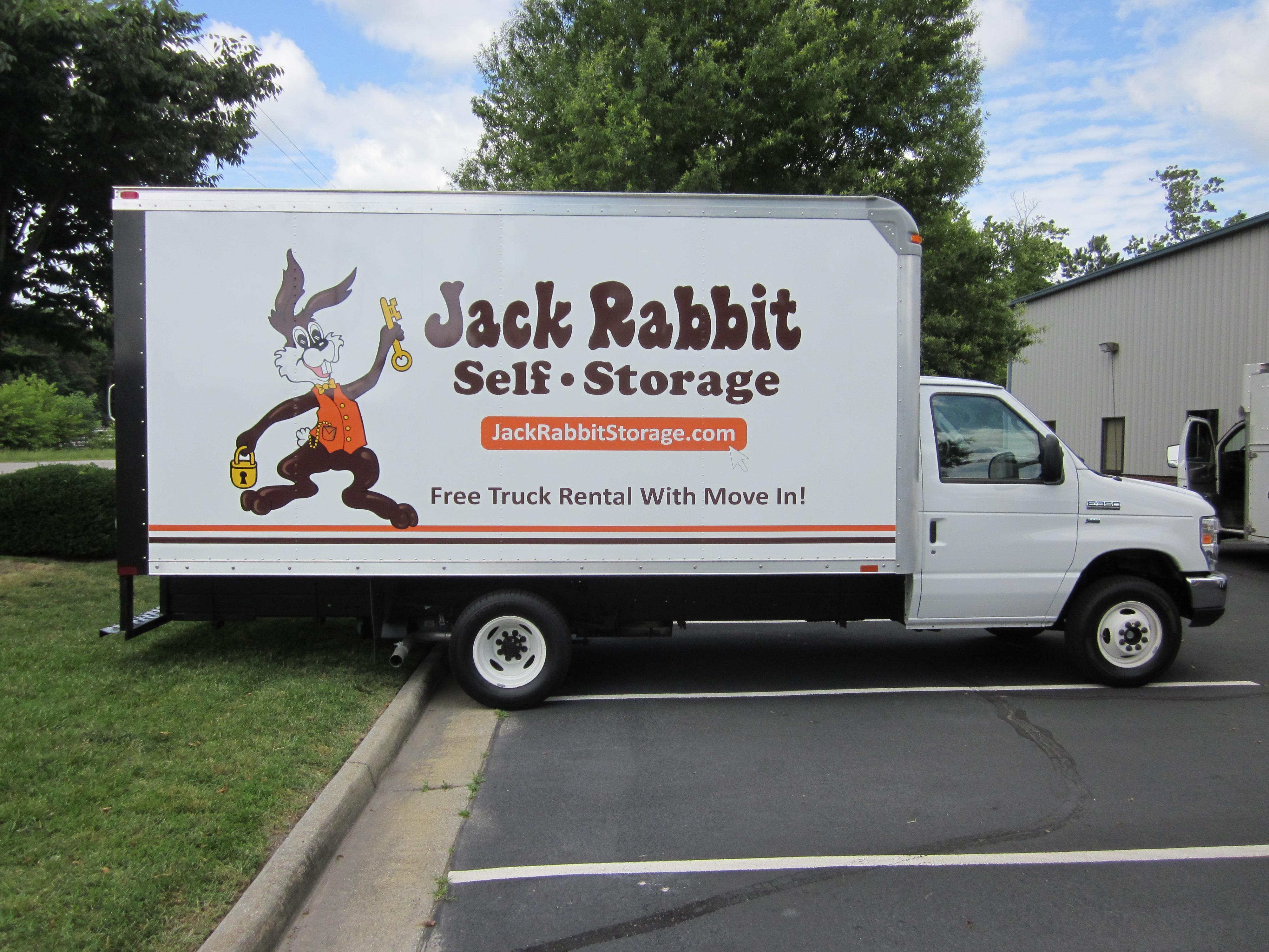 Jackrabbit Storage Dandk Organizer