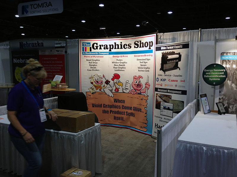IPPE Show - TGS Booth