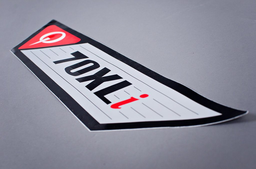screen printing label