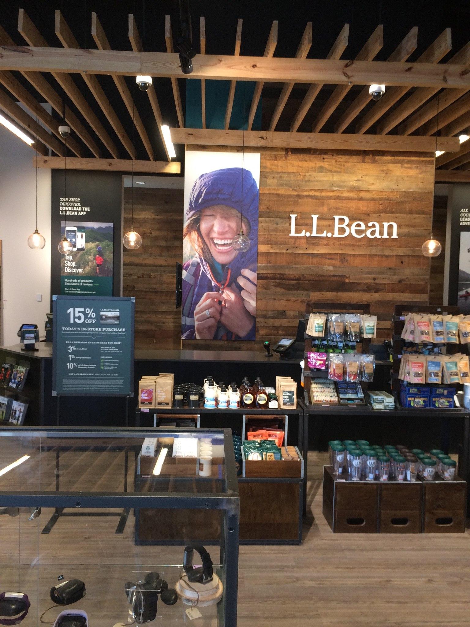 L.L. Bean graphics