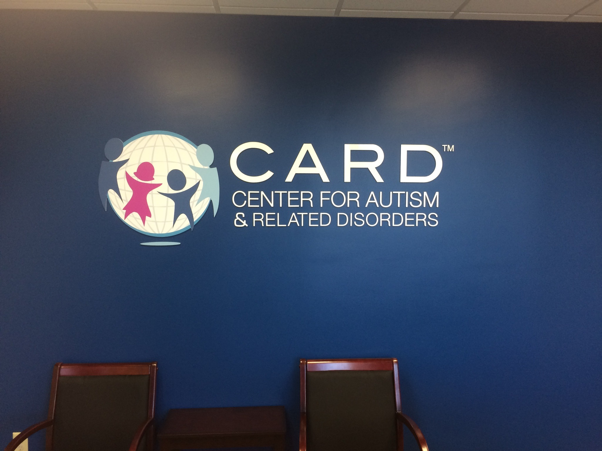 CARD - wall graphics